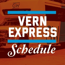 Vern Express Schedule Button