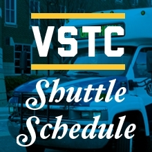 graphical link to the VSTC shuttle schedule