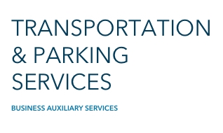 Transportation and Parking Services part of Business Auxiliary Services
