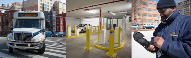 images of parking and transportation